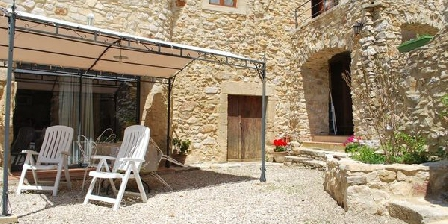 Mas du Vieux Chemin Mas du Vieux Chemin, Chambres d`Hôtes Saint Victor La Coste (30)