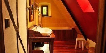 Au Vieux Moulin Au Vieux Moulin, Chambres d`Hôtes Clohars-Carnoet (29)