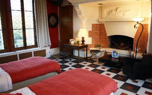 bed & breakfast Indre-et-Loire -