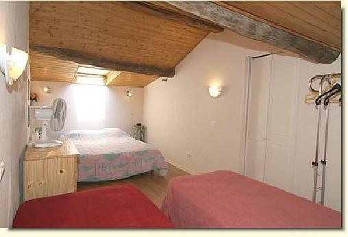 La Vigne Ronde, Chambres d`Hôtes Sérigné (85)