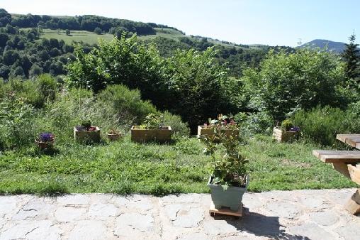 Chambre d'hote Ardèche - vue sud