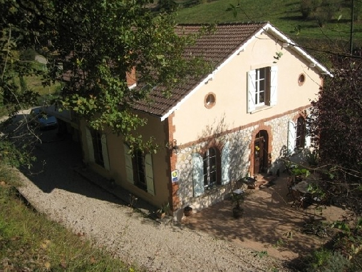 La Garière, Chambres d`Hôtes Montastruc / Lafrançaise (82)
