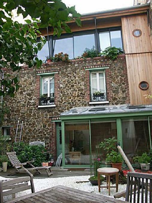 Chambre d'hote Seine-Saint-Denis - BnB L'Audonienne, Chambres d`Hôtes Saint Ouen (93)