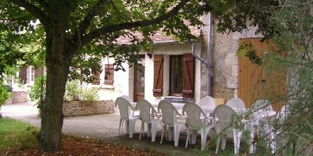 L'Etang Chapelle Domaine de Rochefort, Gîtes Lion En Sullias (45)