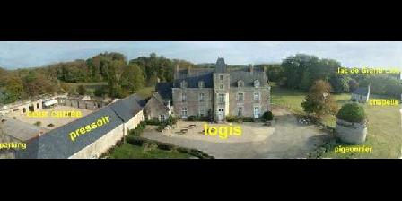 Chateau de la Sénaigerie Chateau de la Sénaigerie, Chambres d`Hôtes Bouaye (44)