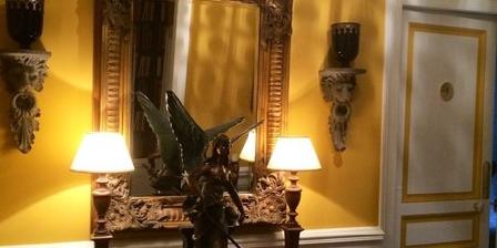 Le Rocher Le Rocher, Chambres d`Hôtes Gacé (61)