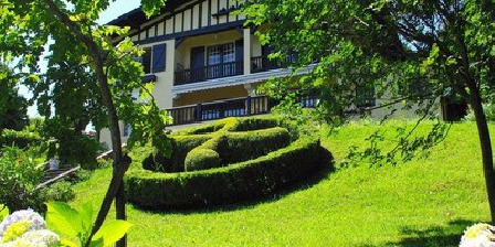 La Croix Basque La Croix Basque, Chambres d`Hôtes CIBOURE St Jean De Luz (64)