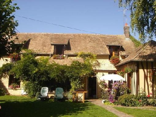 Chambre d'hote Eure - Les Granges Ménillonnes, Chambres d`Hôtes Menilles (27)
