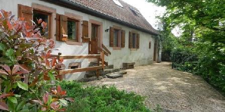 Cottage Gîtes Cunin Francis > LocAlsace Maison de vacances en Alsace, Gîtes Lalaye (67)