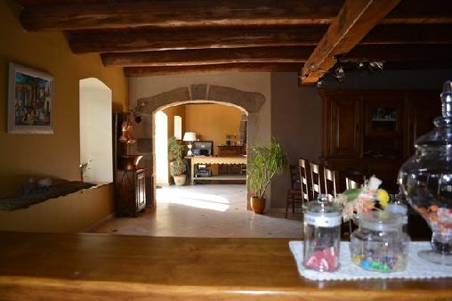 La Paravent, Chambres d`Hôtes Chaspinhac (43)