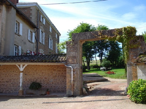 Château du Jonchy, Chambres d`Hôtes Saint Julien (69)