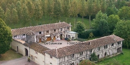 Le Colombier Le Colombier, Chambres d`Hôtes Dienville (10)