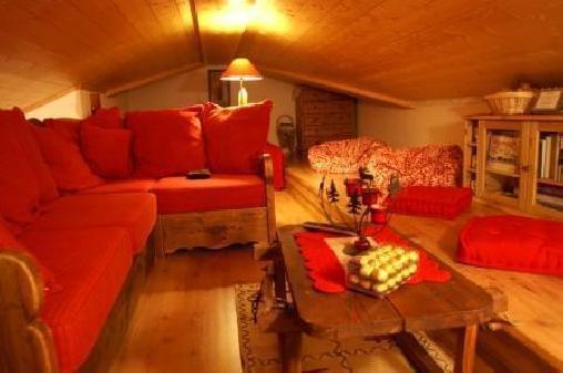 Les Merle de Roche, Chambres d`Hôtes Pralognan (73)