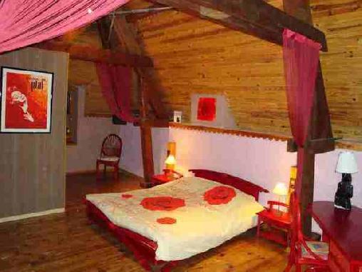 Le Berthoir, Chambres d`Hôtes Pelussin (42)
