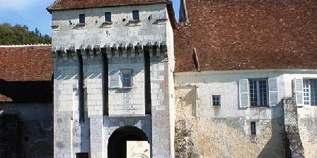 Château de la Corroirie du Liget Château-monastère de la Corroirie du Liget, Chambres d`Hôtes Montrésor (37)