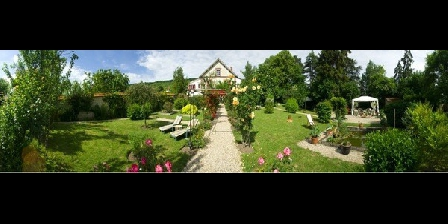 Les Jardins d'Helene Les Jardins d'Helene, Chambres d`Hôtes Giverny (27)