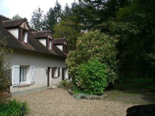 Chambre d'hote Loiret - Le Ludion, Chambres d`Hôtes Vannes Sur Cosson (45)