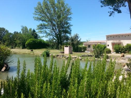 Chambre d'hote Vaucluse - Domaine Les Buisses, Chambres d`Hôtes Piolenc (84)