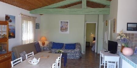 Gite Gîte Les Figuiers  > Gîte Les Figuiers Les Jardins du Golf, Gîtes Chateauneuf De Grasse (06)