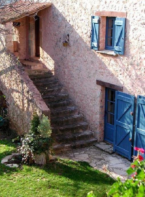 Jardin de Vies, Chambres d`Hôtes Flayosc (83)