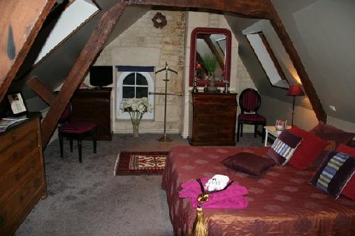 Chambre d'hote Calvados - Le Clos Saint Martin, Chambres d`Hôtes Caen (14)