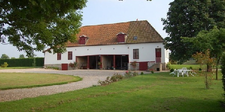 Le Valmet Gite et chambres d'hotes le Valmet, Chambres d`Hôtes Nouvion-en-Ponthieu (80)