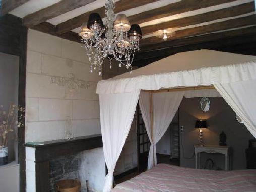 Chambre d'hote Indre-et-Loire - Le Clos de la Chapelle, Chambres d`Hôtes La Chapelle Sur Loire (37)
