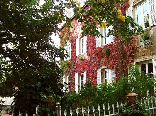La Villa Toscana, Chambres d`Hôtes Cogny (69)