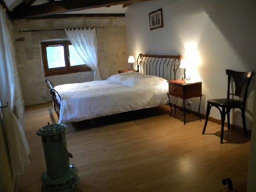 Chambre d'hote Loiret - Le Relais de Mantelot, Chambres d`Hôtes Chatillon Sur Loire (45)
