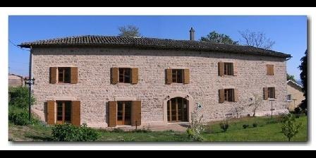 Maison D'Hôtes en Beaujolais Maison D'Hôtes en Beaujolais, Chambres d`Hôtes Villié-Morgon (69)