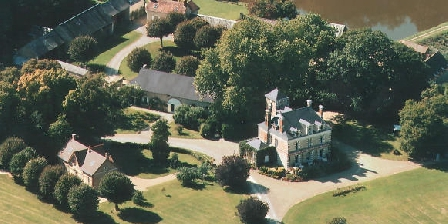Domaine de la Bergerie Domaine de la Bergerie, Chambres d`Hôtes Braye Sur Maulne (37)