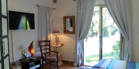 Villa Alizée  Chambre gauche