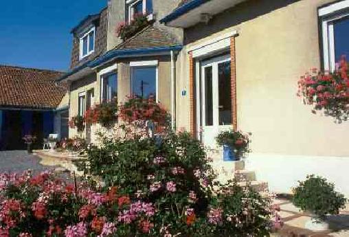 La Ferme de Regnauville, Chambres d`Hôtes Regnauville (62)