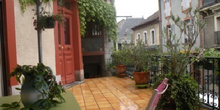 Au Coeur du Chemin Au Coeur du Chemin, Chambres d`Hôtes Castillon En Couserans (09)