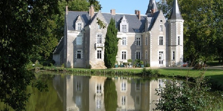 Château de Montriou Château de Montriou, Chambres d`Hôtes Feneu (49)