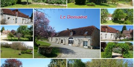 Domaine de la Vaysse Domaine de la Vaysse, Chambres d`Hôtes Martel (46)