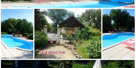 Domaine de la Vaysse La Piscine