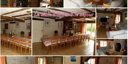 Domaine de la Vaysse La Table d'hôte