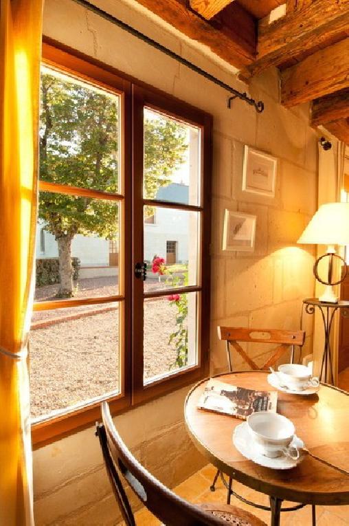 Chambre d'hote Indre-et-Loire - Chambres d'hôtes - La Réserve -, Chambres d`Hôtes Cinq Mars La Pile (37)