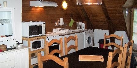 Domaine de La Ribeyre La cuisine équipée