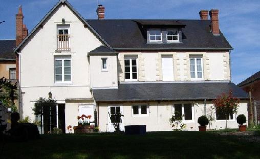 Les Tilleuls, Chambres d`Hôtes Neung Sur Beuvron (41)