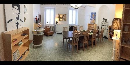 A la Javalière MESS- Salle à manger