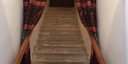 A la Javalière Escalier intérieur