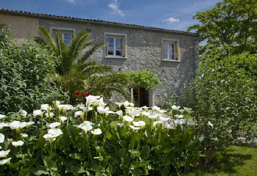 Côté Jardins, Chambres d`Hôtes Caudiès De Fenouillèdes (66)