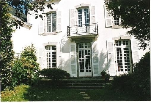 Au Fil de l'Aulne, Chambres d`Hôtes Chateauneuf Du Faou (29)