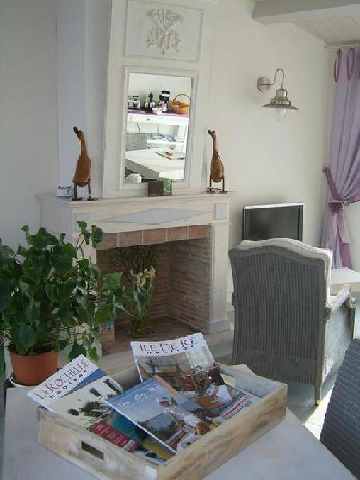 Maison des Algues, Chambres d`Hôtes Rivedoux Plage (17)