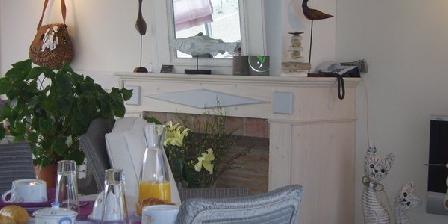Maison des Algues Maison des Algues, Chambres d`Hôtes Rivedoux Plage (17)