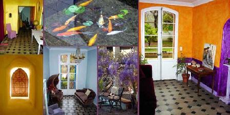Villa Bausil Villa Bausil, Chambres d`Hôtes Estagel (66)