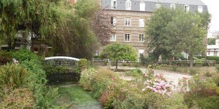 Les Bains Les Bains, Gîtes Veules Les Roses (76)