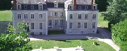 Gästezimmer Château de Belair